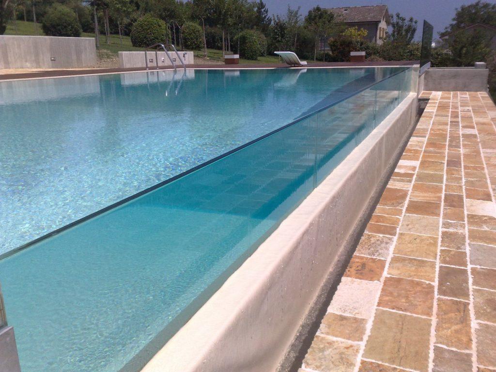 Piscine Sfioro A Cascata gramaglia - in ogni casa la piscina ideale